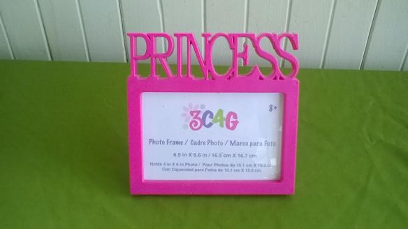 Princess Frame